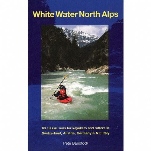 White Water North Alps - Book